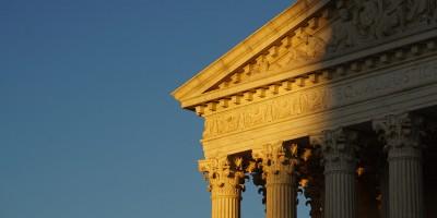 U.S. Supreme Court, First Street Northeast, Washington, DC,