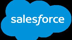 A logo used by Salesforce