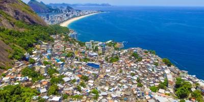 Aerial view of Rio de Janeiro- Remote Report