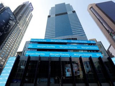 Morgan Stanley's New York headquarters.