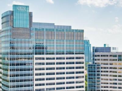 Cox Enterprises' headquarters in Atlanta