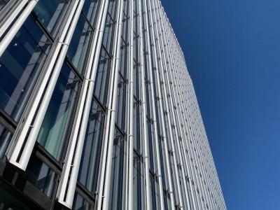 Deloitte's London headquarters